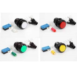 LED Pushbutton versch....