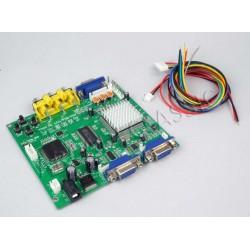 GBS-8200 CGA to VGA...