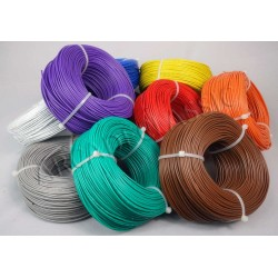 Cables in different colors...
