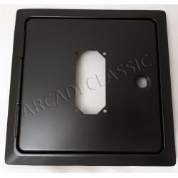 Coin Door Black with recess...