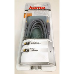 Hama 3m USB Cable A-Male /...