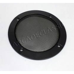 "Speaker cover 4"" black"