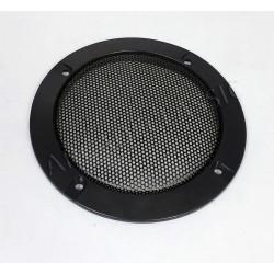"""Speaker cover 4"""" black"""