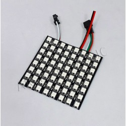 LED 8x8 Panel WS2812...