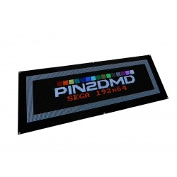 PIN2DMD Display 192x64 XL