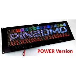 Power PIN2DMD Display...