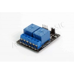 2-relay module 5V with...