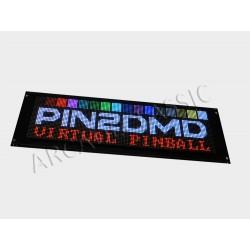 PIN2DMD Display 128x16